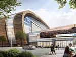 Milwaukee Bucks plan illuminated message board on new arena