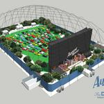 Indoor trees and fake stars: Planned Nashville attraction isn't your grandpa's drive-in