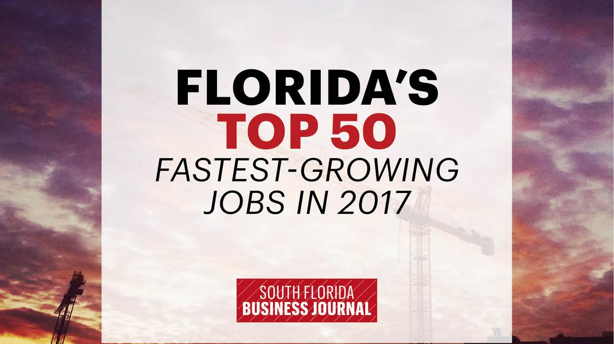 Most Stable Jobs In Florida According To Zippia Com South Florida Business Journal