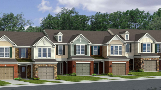 Pulte Axes Dense Townhouse Project In South Charlotte