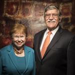San Antonio Power Couples: Harriet and <strong>Ricardo</strong> <strong>Romo</strong>