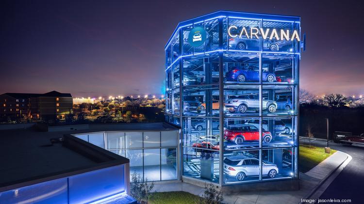 Carvana plans newest 'car vending machine' in Kansas City - Kansas