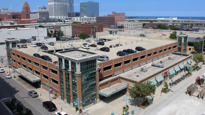 Downtown parking supply remains strong, for now