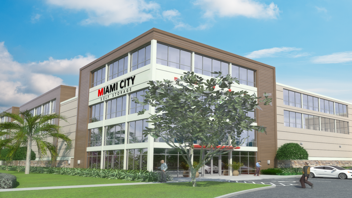 Mcss Development Breaks Ground On Self Storage Facility In