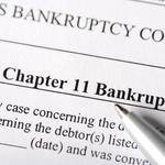 Publicly traded financial services firm files for Chapter 11 bankruptcy protection