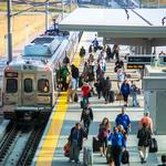 Airport train anniversary: After a year of headaches, RTD predicts better performance (Photos)