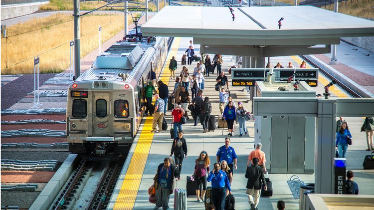 Car Rentals Denver Airport: Despite RTD A Line Opening, Car Rental Revenues Rise At