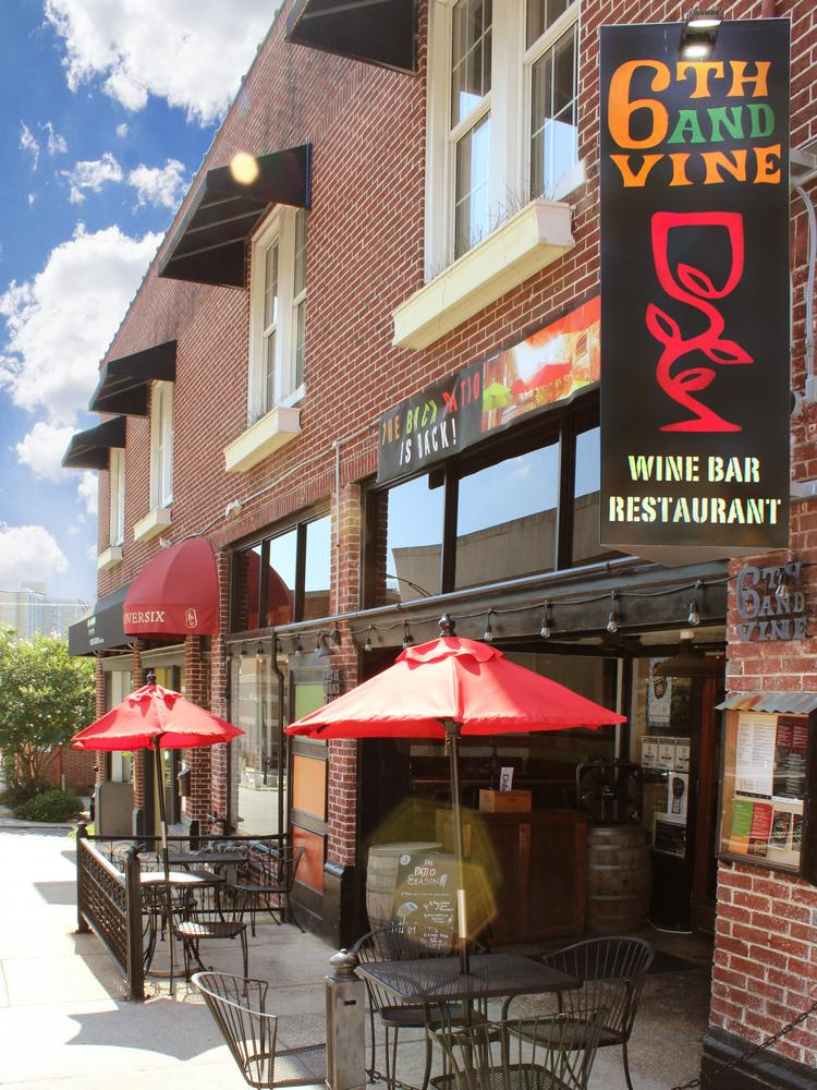 6th And Vine Wine Bar Is One Of The Top Brunch Spots In Winston M