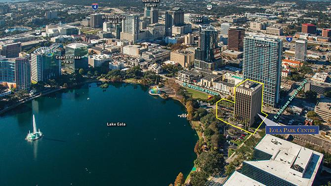0 Down Lease >> Downtown Orlando's Eola Park Centre office building is for ...