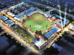 Gastonia lights FUSE for new downtown sports and entertainment district