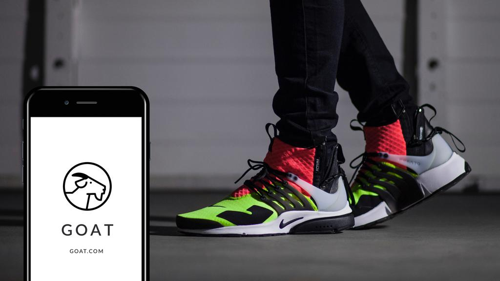 Prominente Relacionado tranquilo  GOAT wasn't going to turn down another $25 million for its mobile sneaker  marketplace - L.A. Biz