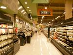 Which grocery chains are Birmingham's market leaders?