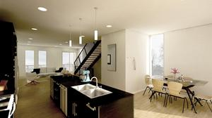 Low-Maintenance Townhome in Brookside