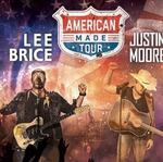 Country music stars Lee Brice, <strong>Justin</strong> Moore gross $179K at Fox Theatre in Atlanta