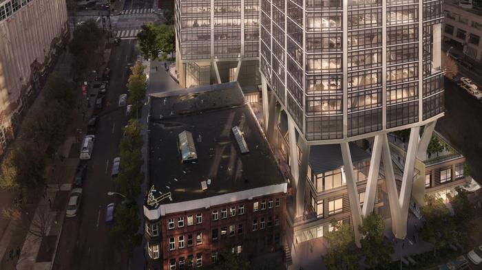 Indeed Inks Lease For 10 Floors Of New 2 U Tower In Seattle