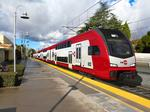 Caltrain expects to have a Plan B for electrification project by next week