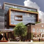 RENDERINGS: <strong>Kaufman</strong> Development revises plans for 9-story Short North project