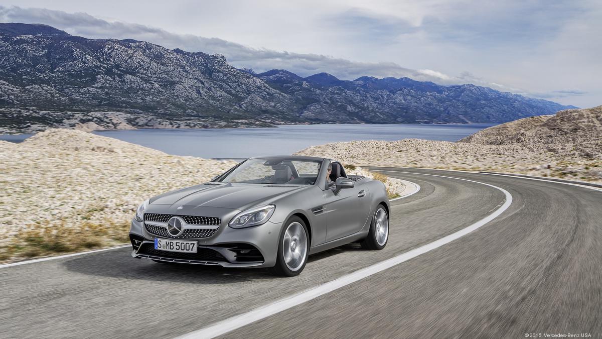 Mercedes benz usa s sales falling cites volatile u s auto market video atlanta business chronicle