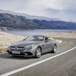Mercedes-Benz USA's sales falling, cites 'volatile' U.S. auto market
