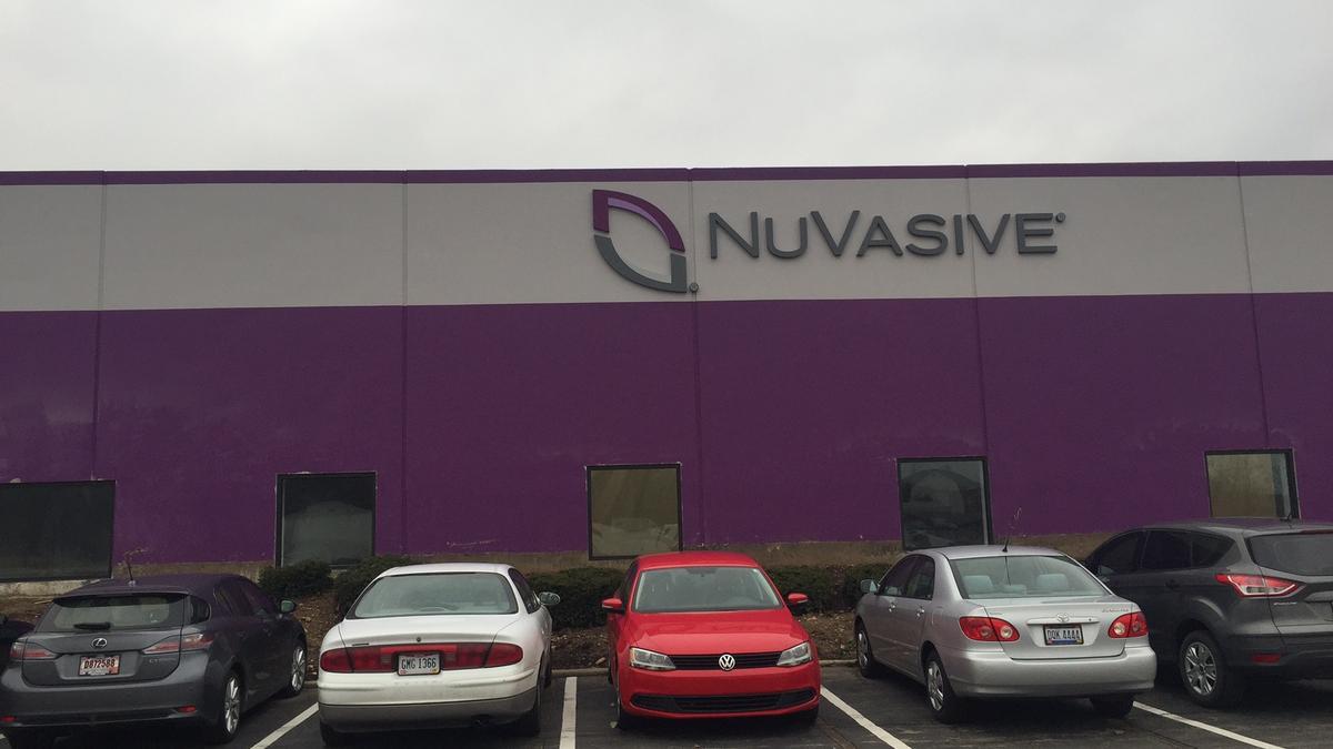 NuVasive, 7475 Lusk Blvd., San Diego, CA (2019)