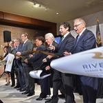 $330 million Rivers Casino in Schenectady opens: Sights and sounds of its first day (Video)
