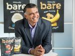 Frito-Lay adds Bare Snacks to its healthy offerings