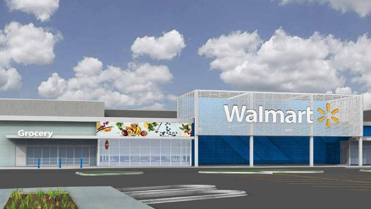 Arkansas based Wal Mart Stores Inc   NYSE  WMT  will open. Walmart Supercenter near Houston to include Chobani Cafe  Scan