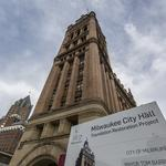 Exclusive: See inside the repair of Milwaukee City Hall's historic foundation: Slideshow