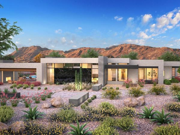 Incredible Opportunity - 4 Custom 5,000+ Sqft Modern Homes on One Acre Lots!
