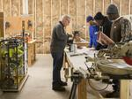 Jobs Gap Series: A look at the Pro Trade jobs training program: Slideshow