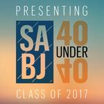SABJ present the 2017 class of Top 40 Under 40