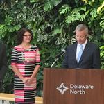 Olmsted Parks receives $300,000 commitment from Delaware North