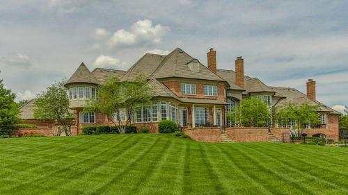 Exquisite, Custom Estate In Hallbrook