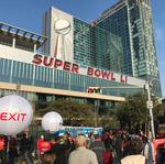 Houston set high bar for Atlanta's Super Bowl