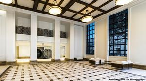 Historic Federal Reserve tenant moves in