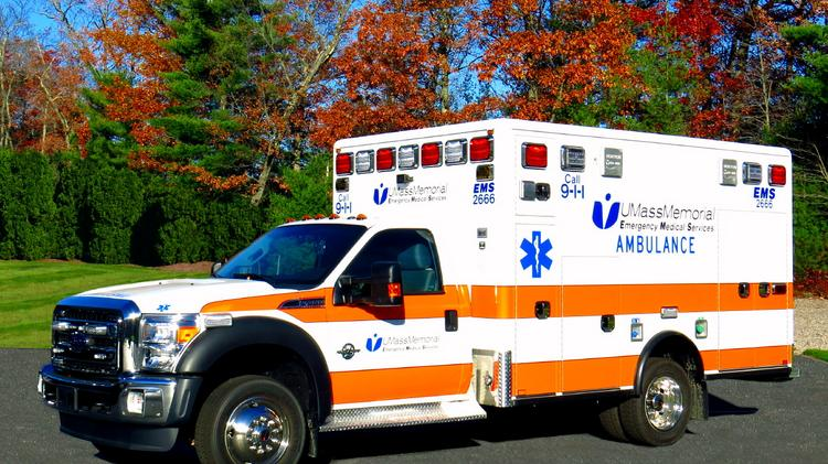 New ambulances purchased by UMass Memorial Health Care in the last year are better equipped to handle bad weather.
