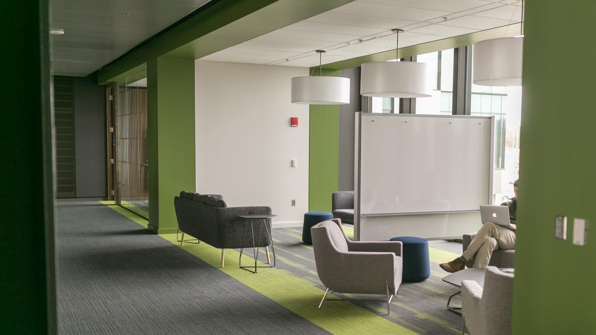 sneak peek google office. Get A Sneak Peek Inside Cerner\u0027s New Innovations Campus [PHOTOS] - Kansas City Business Journal Google Office