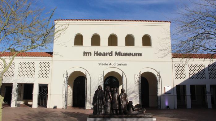Heard Museum awarded federal grant to update boarding school exhibit