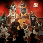 ​NBA set to launch e-sports league around 'NBA 2K' game