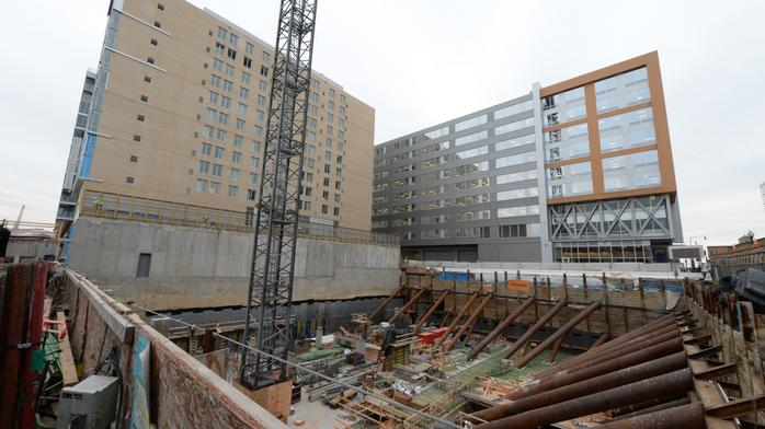 Hard times brewing for some as region's office building boom outpaces demand