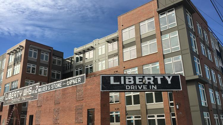 Liberty Warehouse Apartments In Downtown Durham Sold For 69m
