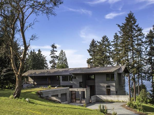 Newly Priced Whidbey Island Modern