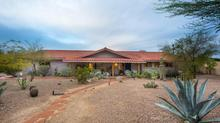 Charming Ranch-Style Home Located on the Gentle West Slope of Camelback Mountain
