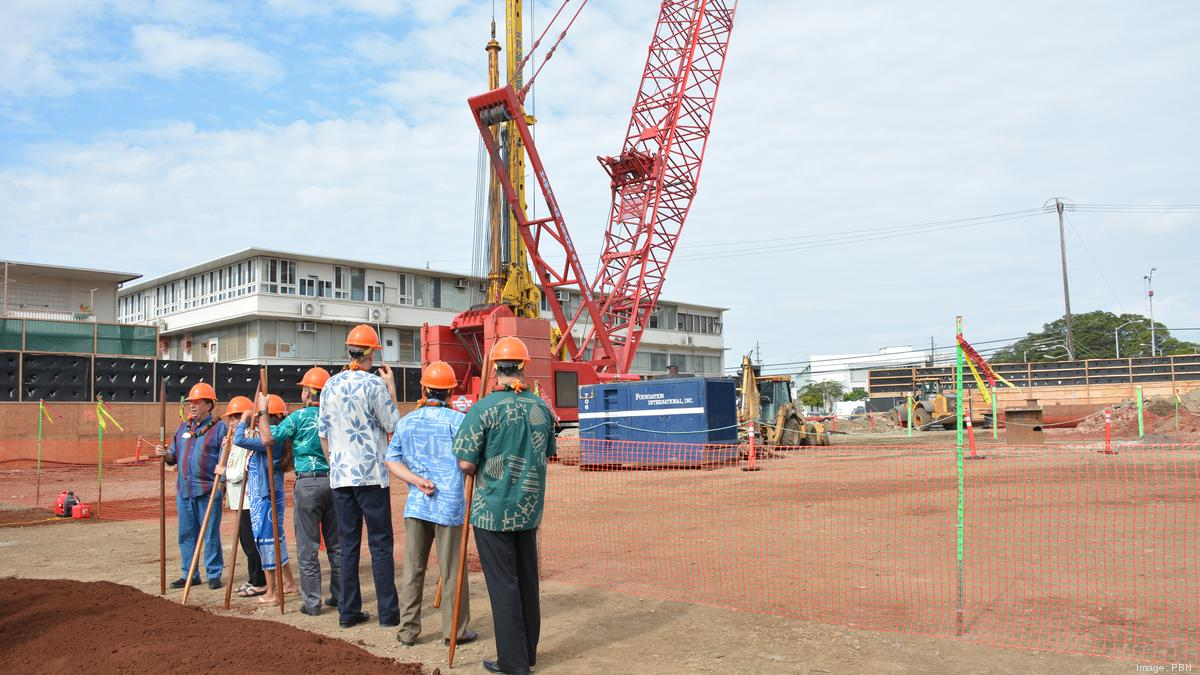 University of Hawaii, Laconia Development break ground on ...