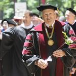 'He's made such an impact' — <strong>Elon</strong> students salute Lambert