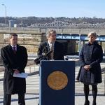 ​Sen. Brown pushes <strong>Brent</strong> <strong>Spence</strong> Bridge fix