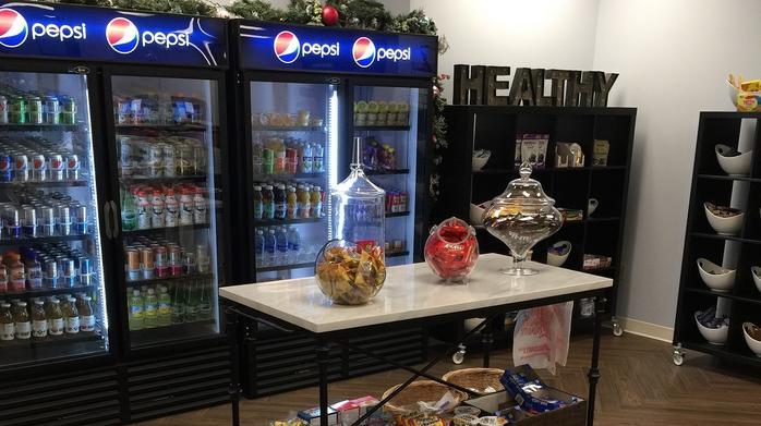 2017 Coolest Office Spaces: Hyatt Regency Orlando International Airport