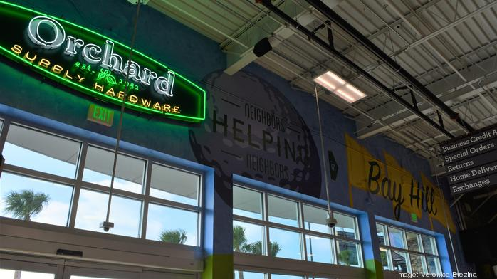 Orchard Supply Hardware, first big-box retailer to enter Florida since the recession, sets sights on Tampa