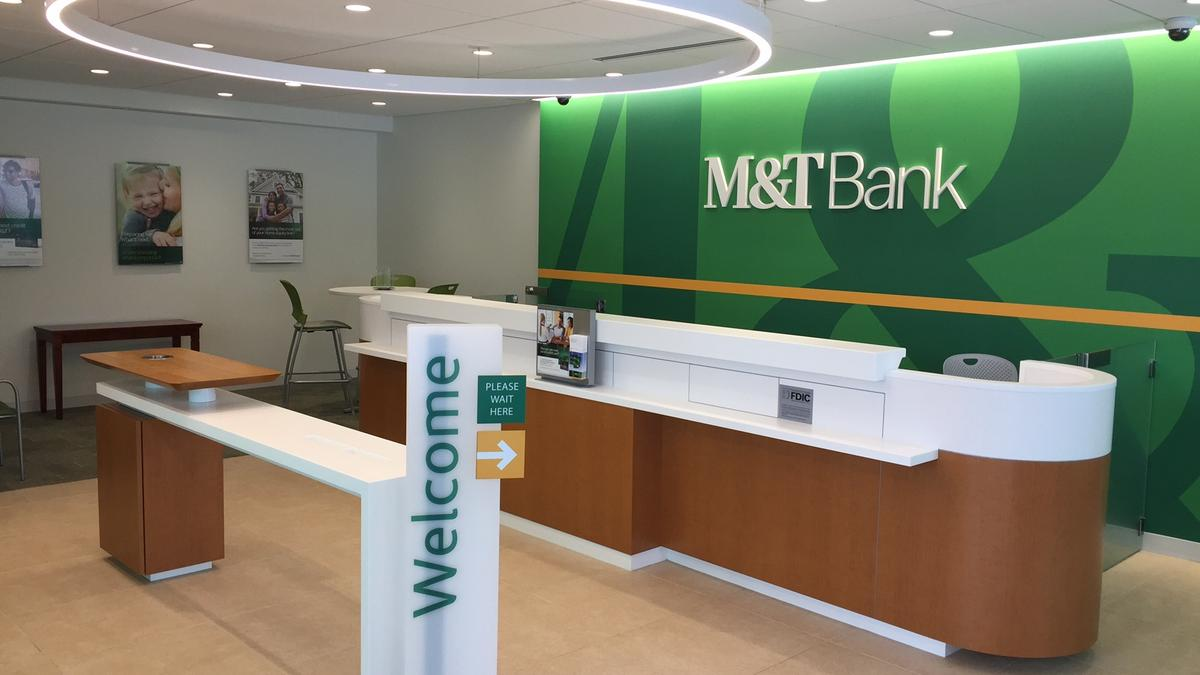 M&T Bank wins excellence awards in small biz, middle market lending - Buffalo Business First