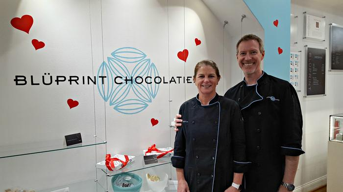This couple opened an Alexandria chocolate shop two years ago. Then a white nationalist moved upstairs.